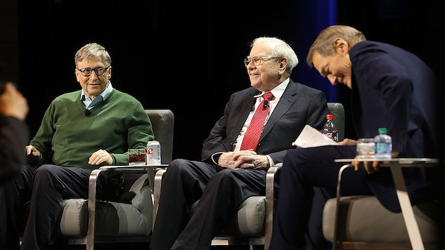 """Warren Buffett States the Obvious, Says Wealthy Are """"Undertaxed"""""""