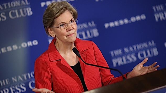 Elizabeth Warren Is Done