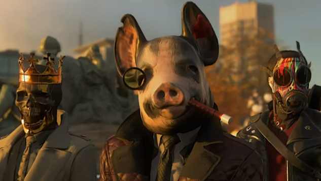 Ubisoft Details <i>Watch Dogs Legion</i> at E3 2019