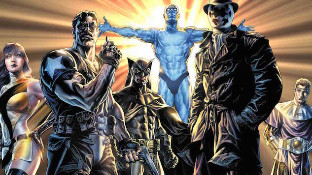 HBO Officially Orders <i>Watchmen</i> Pilot