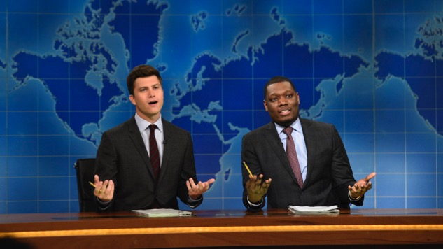 <i>Saturday Night Live's Weekend Update</i> Ratings Hit Big