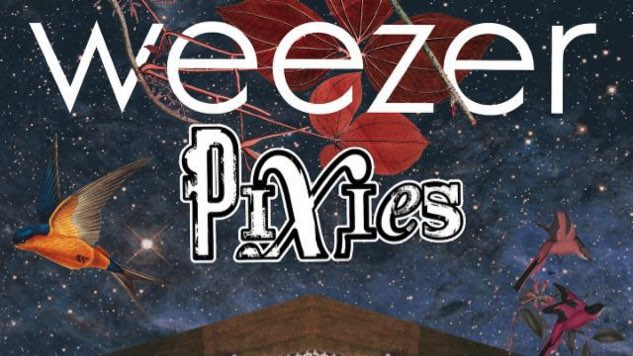 Weezer and Pixies Are Touring Together This Summer