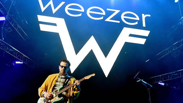 "Weezer Cover Toto's ""Africa"" After All, Responding to Twitter User's Pleas"