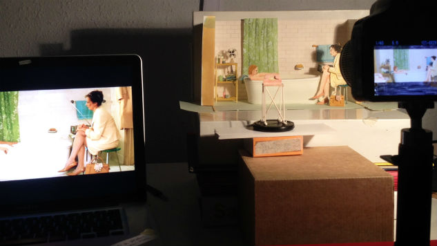 Check out These Beautifully Detailed Paper Dioramas of Wes Anderson Films