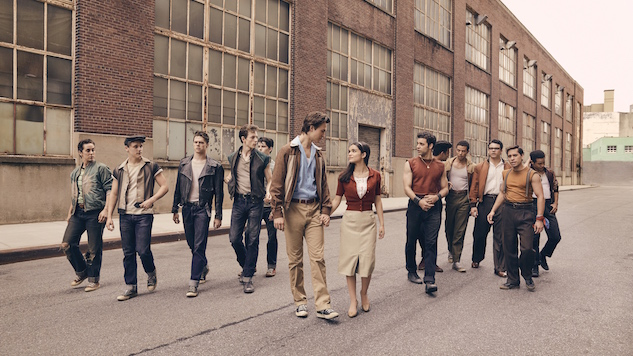 Steven Spielberg&#8217;s <i>West Side Story</i> Cast Revealed in First Look