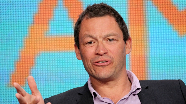 Dominic West Cast as Lara Croft's Father in <i>Tomb Raider</i>