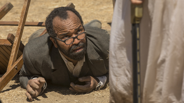 "<i>Westworld</i> Contemplates Fatalism (with a Twist) in ""Virtù e Fortuna"""