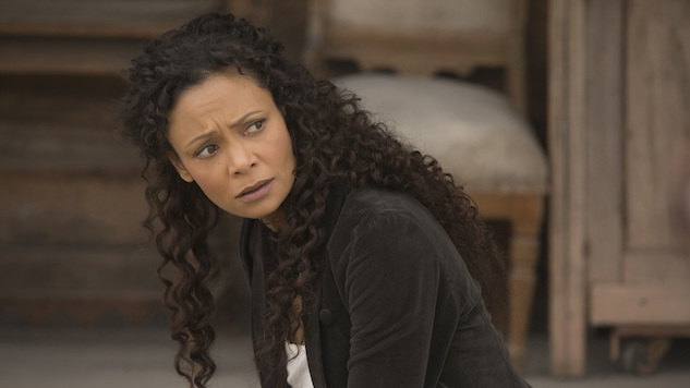 """Season Two MVP Thandie Newton Shines in <i>Westworld</i>'s Scattered """"Phase Space"""""""