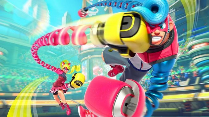 5 Things <i>Splatoon</i> Can Tell Us About <i>ARMS</i>
