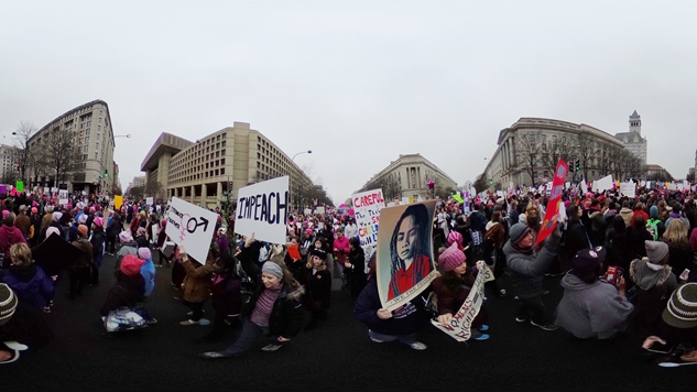 The Women's Marches Were a Rousing Success, so Now What?
