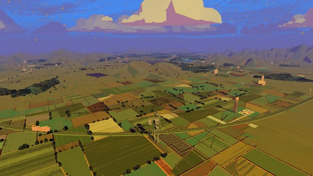 Charting the Folkways of America in Videogame Form