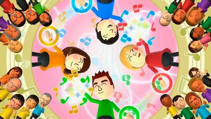 5 Mii Games to Put You in Better Mood