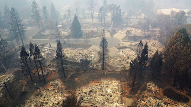 "GOP County Chairman Shares ""Meme"" Blaming Liberals For California Wildfires"