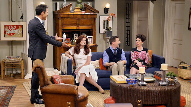 NBC has already ordered another round of its Will & Grace revival
