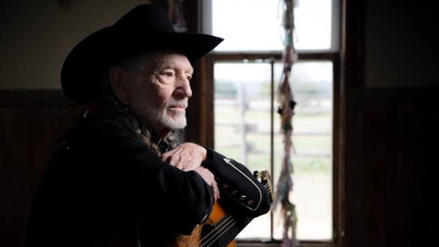 Willie Nelson Announces New Album <i>First Rose of Spring</i>, Shares Title Track/Music Video