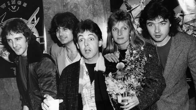 Paul McCartney Announces Reissue of Two Wings-Era Albums