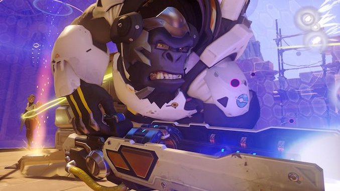 Is Overwatch Teasing A New Map Or A Potential New Hero?