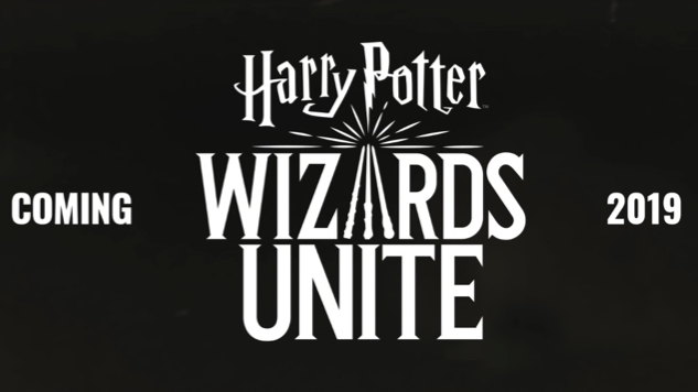 <i>Harry Potter: Wizards Unite</i> Announced as Niantic's Next Mobile Game