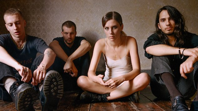 "Wolf Alice Share Spooky New Video for ""Sadboy"""