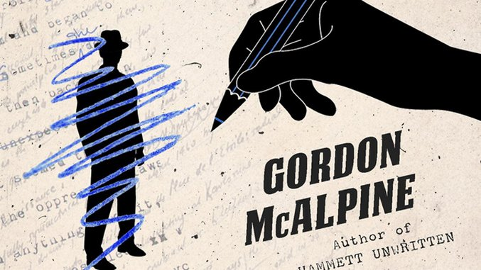 <i>Woman With a Blue Pencil</i> by Gordon McAlpine Review