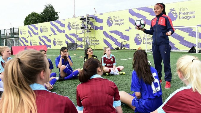 The FA Released Absolutely Clueless And Sexist Recommendations For Getting Young Women Involved In Football