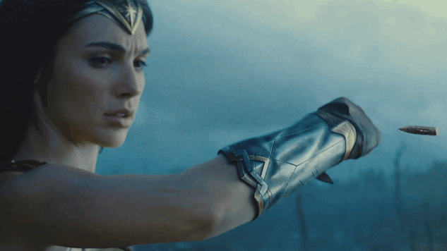Woman-Only <i>Wonder Woman</i> Screenings Piss Some Men Off, Naturally