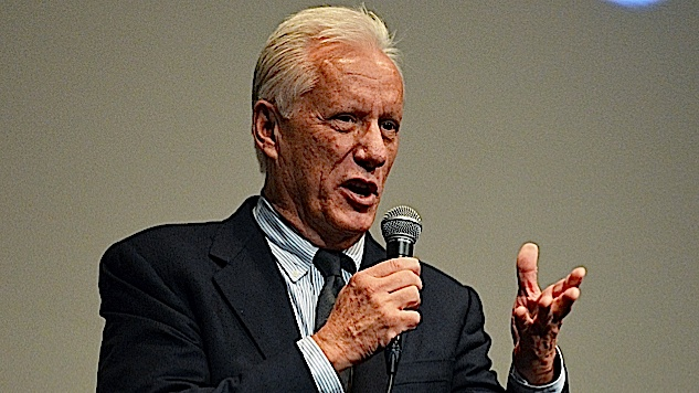 James Woods suggests his agent dropped him over politics