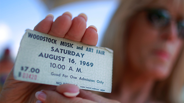 Woodstock's Original Cofounder Announces 50th Anniversary Festival