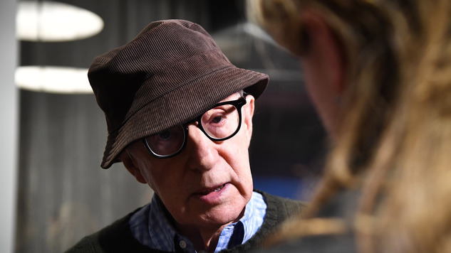 Woody Allen Self-Releases Trailer for <i>A Rainy Day in New York</i>, Somehow Still Set for European Release This Year