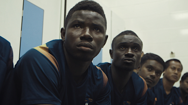 The Complicated Relationship Between Life and Sport Turns Harrowing in First <i>The Workers Cup</i> Trailer