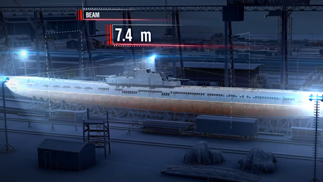 Submarines Are Submerging into the Depths of <i>World of Warships</i>