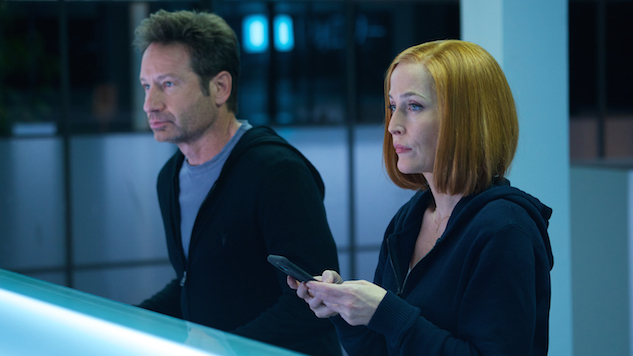 <i>The X-Files</i> Review: Technology Is Dangerous!