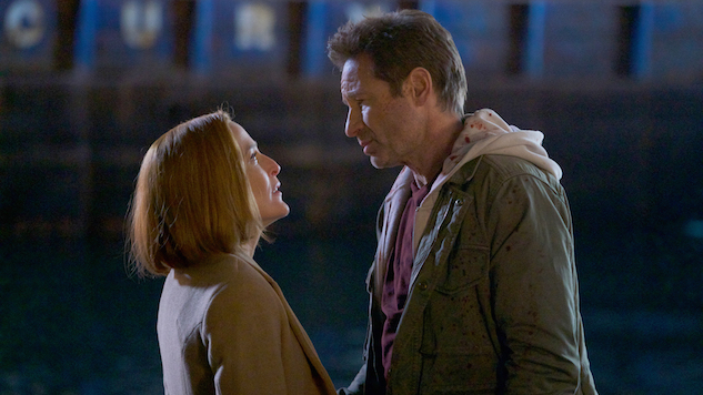 <i>The X-Files</i> Review: Looks Like We Made It?