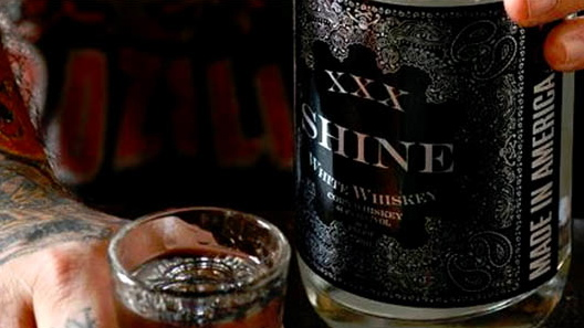 XXX Shine Corn Whiskey Review