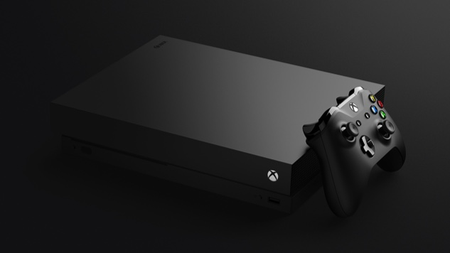 E3: Microsoft Announces Xbox One X, Original Xbox Backwards Compatibility, Much More
