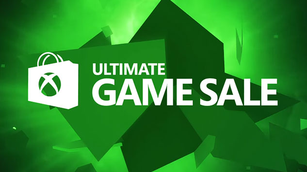 Xbox's Ultimate Game Sale Begins Tomorrow