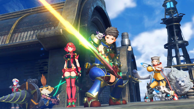 Here Are the Details From the <i>Xenoblade Chronicles 2</i> Nintendo Direct