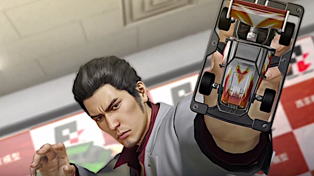 More <i>Yakuza</i> Games Are Brawling Their Way onto the PlayStation 4 in Japan