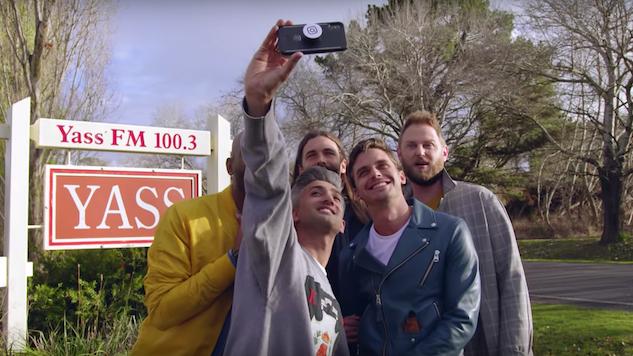 Watch Netflix's Bonus <i>Queer Eye</i> Episode Filmed in Yass, Australia, an Actual Place