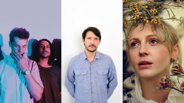 Streaming Live from <i>Paste</i> Today: You Blew It, Tim Kasher, Laura Marling