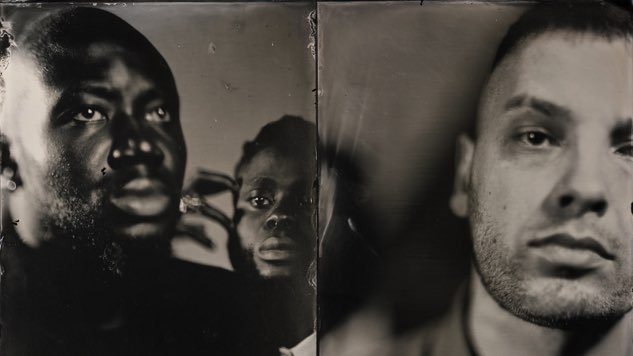 "Young Fathers Announce They've Finished New Album, Defy Us to Dance to Lead Single ""Lord"""