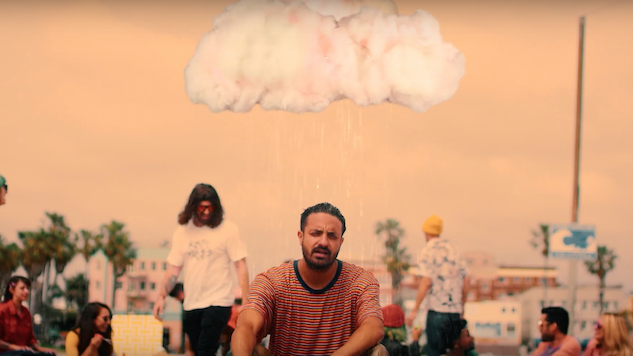 """Watch Young the Giant's Trippy, Rain-Filled Video for """"Heat of the Summer"""""""