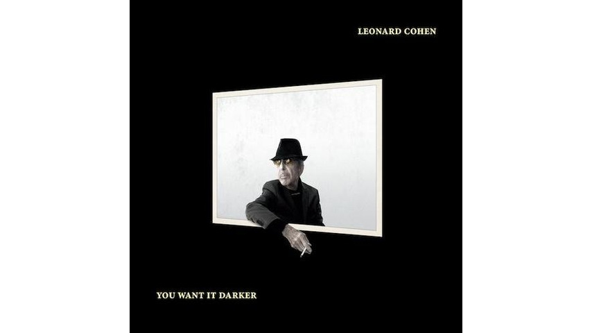 Image result for leonard cohen you want it darker
