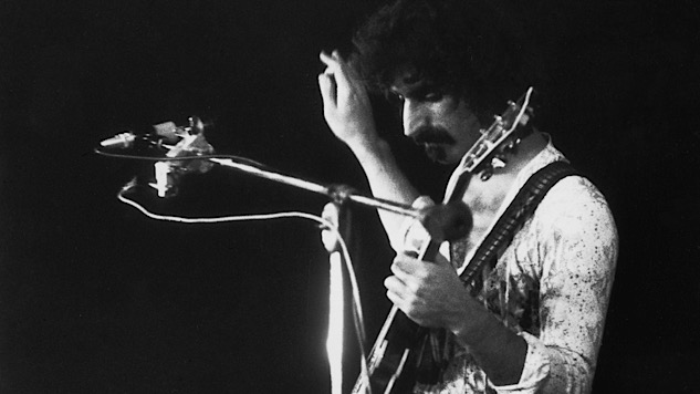 Listen to Frank Zappa Perform His Famous 1977 Halloween Set