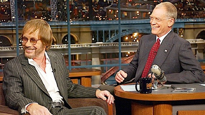 David Letterman's 25 Greatest Music Moments