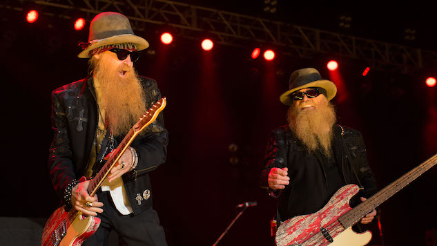 ZZ Top's Greatest Hits to Be Featured in Las Vegas-Based Musical <I>Sharp Dressed Man</I>