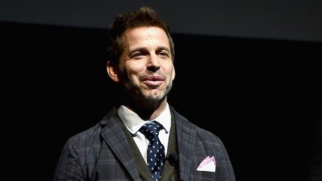 Zack Snyder to Direct Norse Mythology Anime for Netflix