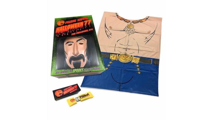 Frank Zappa: <i>Halloween '77: The Palladium, NYC</i> Review