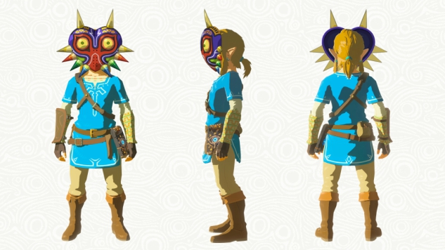 <i>The Legend of Zelda: Breath of the Wild</i> Will Be the First <i>Zelda</i> Title to Receive DLC