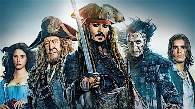 Zombie Franchises: <i>Pirates of the Caribbean</i>